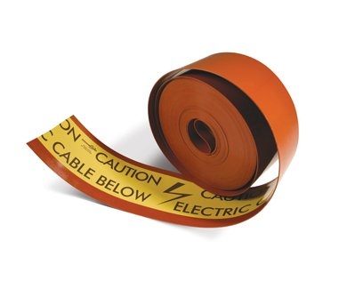 TERRAM TapeTile heavy duty protective underground warning tape