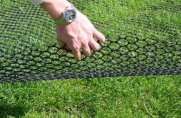 Grass reinforcement