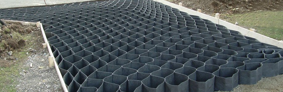 Terram Geocell Tree Root Protection Ground Reinforcement